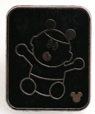 2008 Disney WDW Hidden Mickey Series III Baby With Mouse Ears Pin