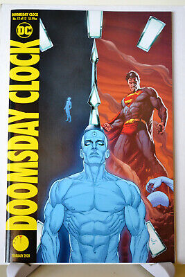 Doomsday Clock issue 12 Variant Cover DC Comics Watchmen 1st Print