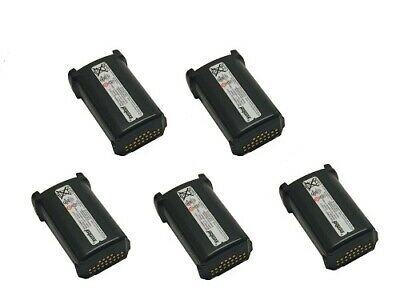 Battery For Symbol Motorola Zebra Mc92n0 Mc9190 Mc9090 Mc9060 Li-Ion Lot Of 5