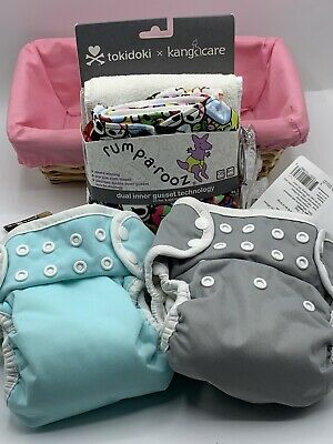 Cloth Diaper Lot One Size Pocket