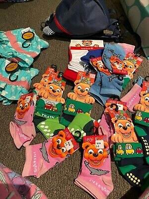 Baby Items Sock Mixed Bundle Pack