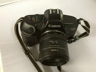Canon EOS 850 SLR Camera with canon 35-70mm Zoom Lens