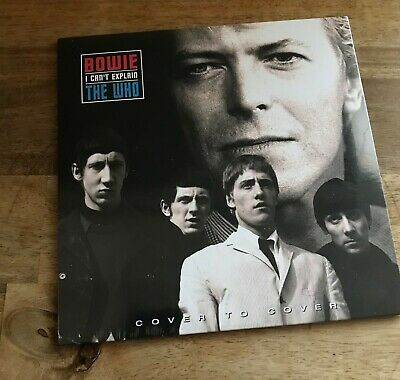 """DAVID BOWIE  / THE WHO - I CAN'T EXPLAIN  RED  7"""" VINYL LIMITED - New & Sealed"""