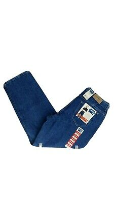 """Riders By Lee Womens sz 18 M Relaxed Fit Indigo 35x31"""""""