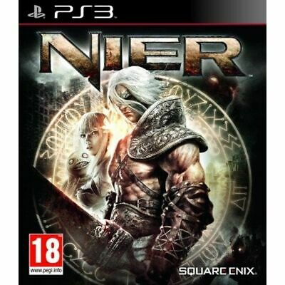 Nier PS3 NEW DISPATCHING TODAY ALL BY 2 P.M.