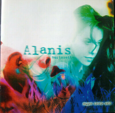 Alanis Morissette – Jagged Little Pill CD - Very Good Condition