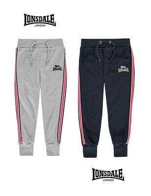 Promotion Trousers Tracksuit Girl Lonsdale from 7 Years choose 13 Years