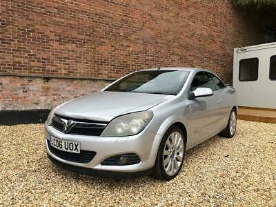 2006 Vauxhall Astra 2.0T 16V Design Coupe PETROL Manual