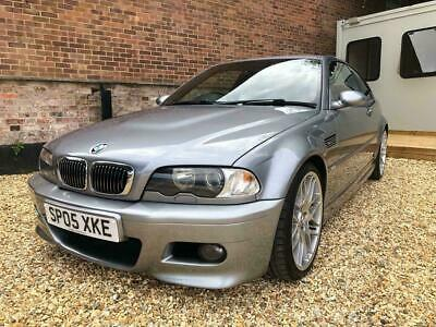 2005 BMW 3 Series E46 BMW M3 Coupe Manual 3.2 Petrol CSL Alloys Coupe Petrol Ma