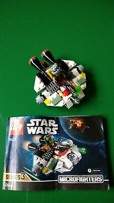 LEGO 75127 THE GHOST Series 3 Star Wars Microfighters, with minifigure