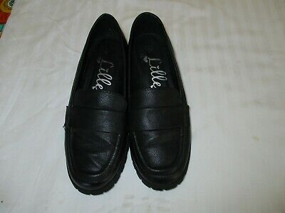 Women's Shoes  Uk 4  Black By Lillee