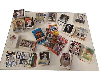 Huge 4 lb Card Lot Baseball Basketball Vintage Unopened Packs