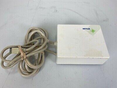 Mettler Toledo Power Supply for AT Balance Scale - Tested Working!!