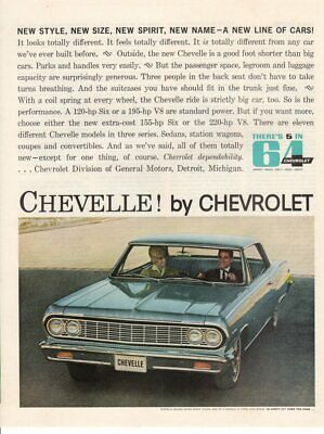 Chevelle Car Ads Automobile  1964-1979 digital collection
