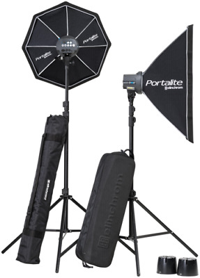 Digital Photographic Lights - Elinchrom D-Lite RX One Elinchrom EL-with Receiver