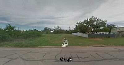 7,000 sq ft Residential/Commercial Land Lot - Abilene, TX