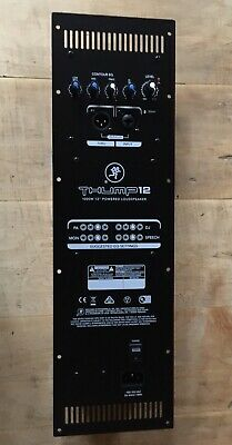 """Mackie Thump12 - 1000w 12"""" Powered Loudspeaker E re placement Speaker And Board"""