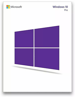 Windows 10 Pro Professional Genuine License Key 🔑 Instant Delivery.,.,,