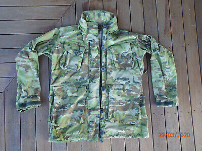 Australian Army Crossfire AMCU Multicam GPJacket with Liner -  Size Female 14