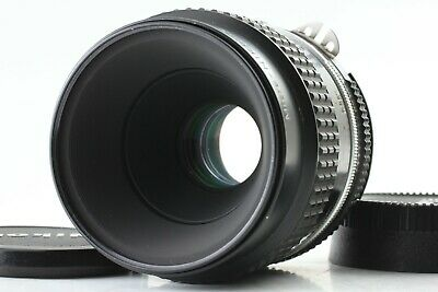 【Excellent+++++】Nikon Ai-s Micro-Nikkor 55mm f2.8 MF Lens from Japan #011