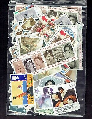 GB Stamps for postage £34.00 Face Value (100 x 34p's), Full Gum, Never Used.