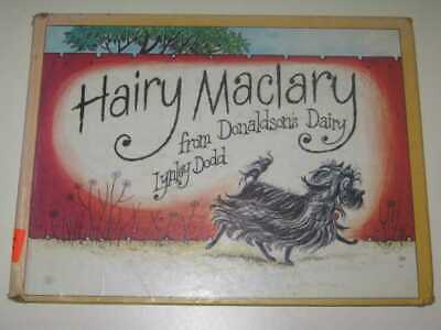 Hairy Maclary from Donaldson's Dairy by LYNLEY DODD - 1988 Hardcover