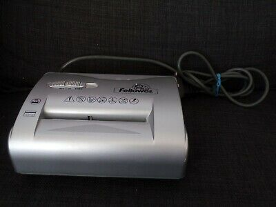 Fellowes Crc 30088 Card Shredder Good Working Order As Pictured