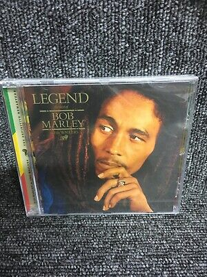 BOB MARLEY & THE WAILERS - Legend - Very Best Of - Greatest Hits CD NEW Sealed.