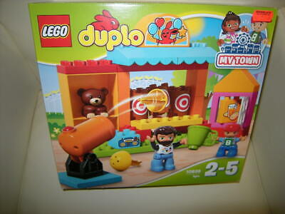 LEGO DUPLO TOOLO 1x cabine cabine rouge 6293