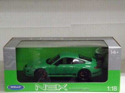 WE24080WH 1:24 GT3 RS 991 Porsche 911 Welly