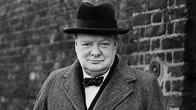 Winston Churchill - WWII Speeches & Memoirs - 103 BBC Radio Shows - Mp3 DOWNLOAD