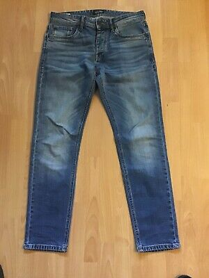 Jeans Jack and Jones, Blau, Comfort Fit / Mike, 32/32