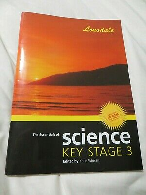 The Essentials of Science: Key Stage 3 by Lonsdale Revision Guides (Paperback)