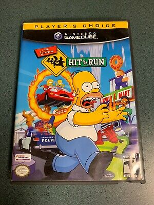 The Simpsons Hit And Run Gamecube
