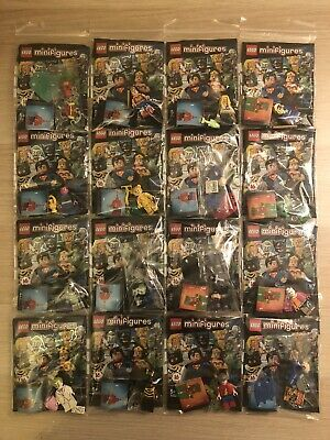 LEGO DC Superheroes Minifigure Series (71026) COMPLETE FULL SET OF 16! *NEW*