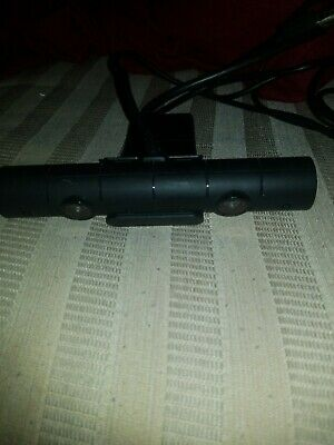 Sony PlayStation Camera Version 2 for (PS4) - CUH-ZEY2 - Black - VG