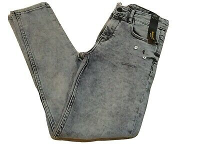 Boys Next Grey Skinny Washed Look Jeans Aged 10 Years Brand New With Tags