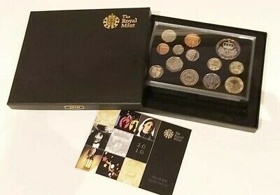 2010 UK Proof Coin Set