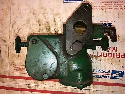 Fairbanks Morse Throttle Gov'd  Hit Miss Engine Carburetor Mixer 3 & 6hp Green