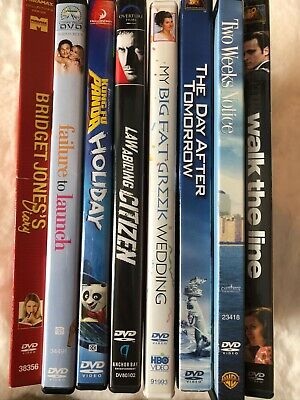 DVD Movies $1.50 Pick your Movie / Reduced Shipping for Additional DVDs