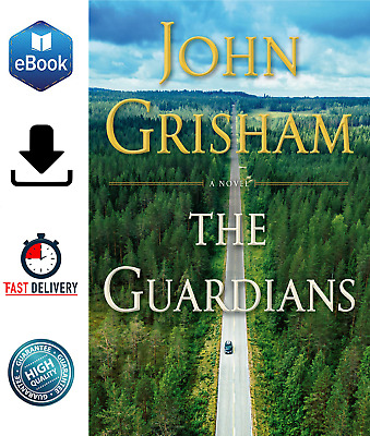 The Guardians by John Grisham 🔥 PDF Book 🔥 30 Sec Delivery 📥