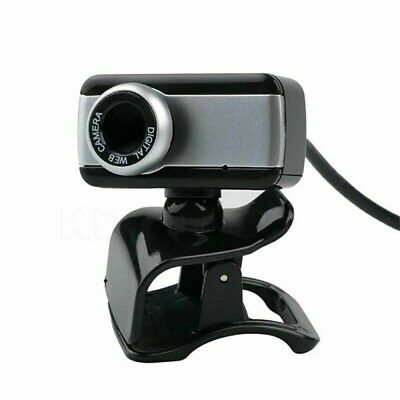 HD 50.0 Mega Pixel USB 2.0 Camera Webcam Clip Web Cam With Microphone For PC AWY