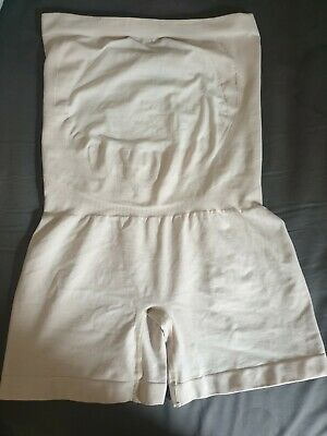 Blanqi - Everyday Belly Support Girlshort in Nude size Large