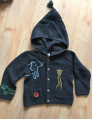 BNWT Next Baby Embroidered Cardigan 1.5-2 years