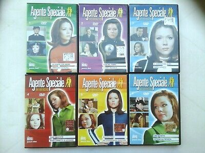 Agente Speciale - Vol. 1/6 (The Avangers, 1966/1967) Yamato Video, Lotto 6 DVD