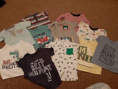 Boys 12-18 Month Tops very good/excellent condition