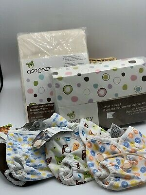 Thirsties Brand Infant Cloth Diaper Lot NEW