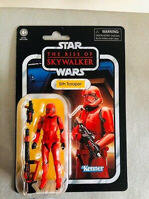 Star Wars SITH TROOPER The Rise of Skywalker TROS Vintage Collection New
