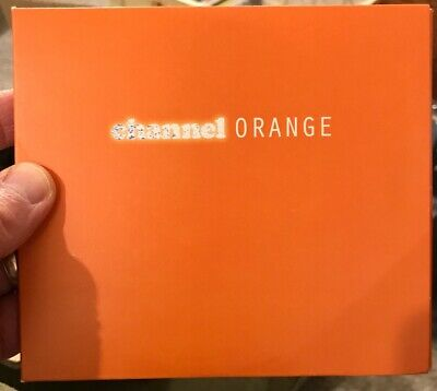 Channel Orange [Clean] by Frank Ocean CD Out Of Print!