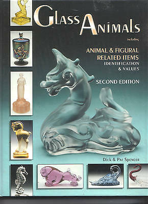 Glass Animals Identification & Value Guide-2Nd Edition-Figural Items-320 Pages